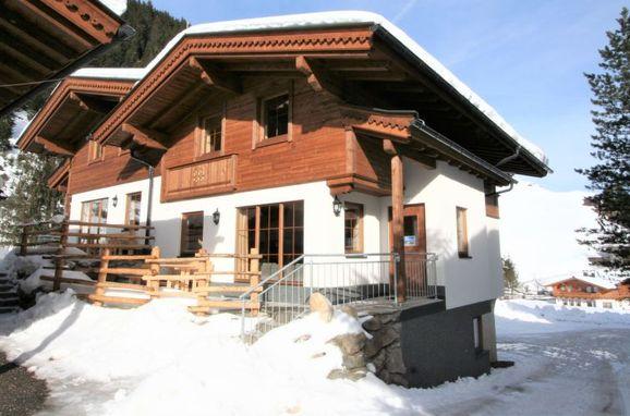 Außen Winter 53 - Hauptbild, Chalet Alois im Zillertal, Tux, Zillertal, Tirol, Österreich