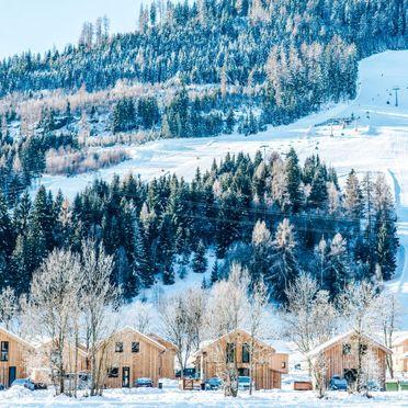 Außen Winter 30, Komfortchalet Wellness, Sankt Georgen am Kreischberg, Murtal-Kreischberg, Steiermark, Österreich