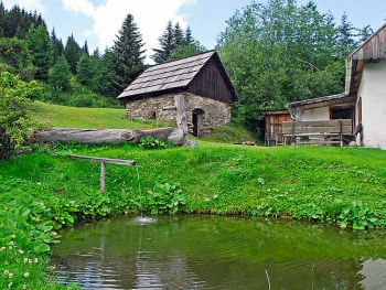 Berghütte Kochhube - Steiermark - Österreich