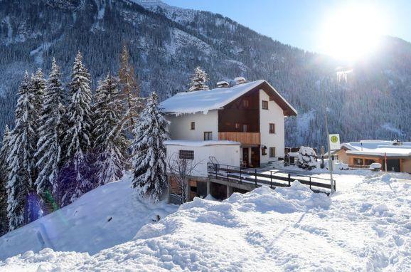 Außen Winter 28 - Hauptbild, Chalet Schönblick, Kappl, Paznaun, Tirol, Österreich