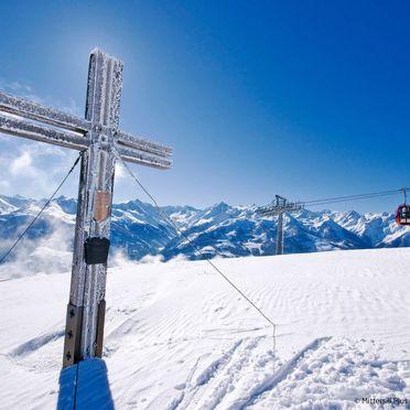 Innen Winter 26, Berghütte Sahnealm, Mittersill, Pinzgau, Salzburg, Österreich