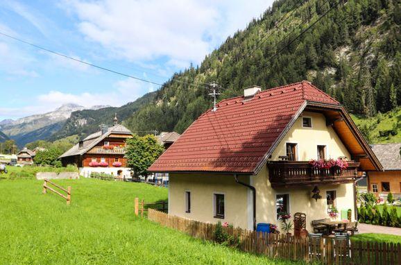 Außen Sommer 1 - Hauptbild, Ferienhaus Gebhardt, Zederhaus, Lungau, Salzburg, Österreich