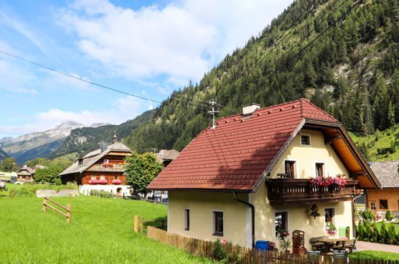 Outside Summer 1 - Main Image, Ferienhaus Gebhardt, Zederhaus, Lungau, Salzburg, Austria