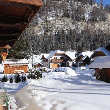 Außen Winter 25, Ferienhaus Gebhardt, Zederhaus, Lungau, Salzburg, Österreich