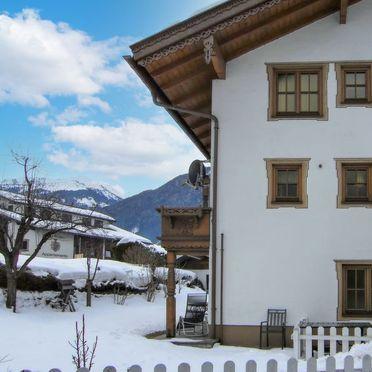 Außen Winter 39, Chalet Gasser, Uderns, Zillertal, Tirol, Österreich