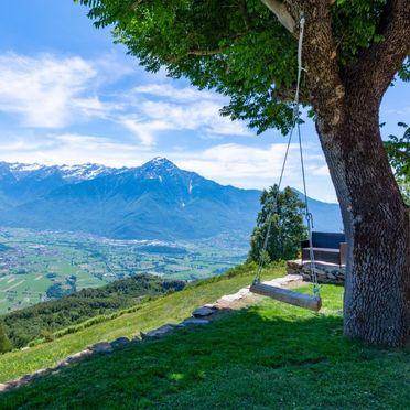 Außen Sommer 3, Rustico la tana del lupo, Gera Lario, Comer See, Lombardei, Italien