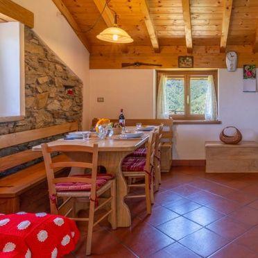 Innen Sommer 3, Rustico Rinaldo, Gravedona, Comer See, Lombardei, Italien