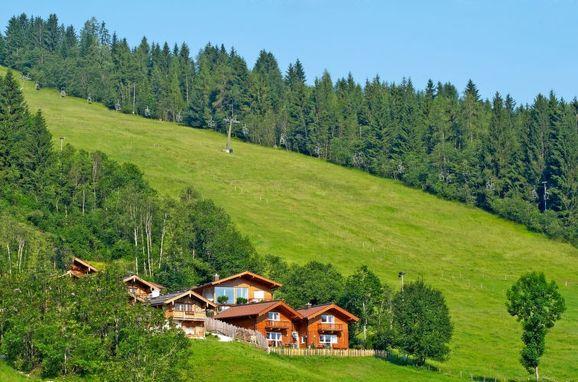 Außen Sommer 1 - Hauptbild, Chalet Gunnar, Flachau, Pongau, Salzburg, Österreich