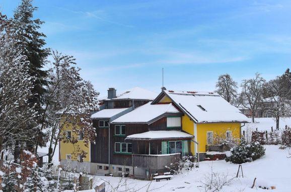 Außen Winter 25 - Hauptbild, Ferienhaus kleine Winten, Geinberg, Oberösterreich, Oberösterreich, Österreich