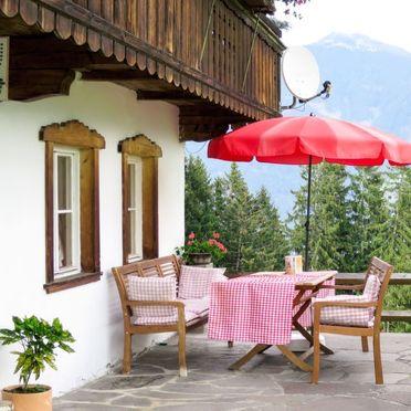 Außen Sommer 2, Bauernhaus Luxner im Zillertal, Kaltenbach, Zillertal, Tirol, Österreich