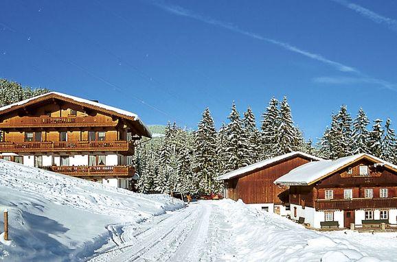 Außen Winter 26 - Hauptbild, Bauernhaus Luxner im Zillertal, Kaltenbach, Zillertal, Tirol, Österreich