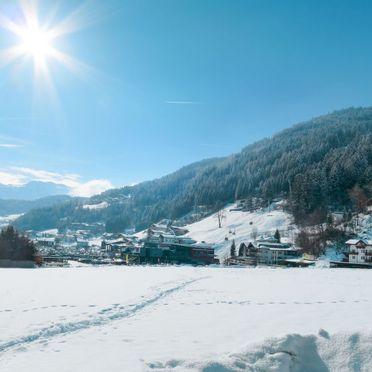 Innen Winter 30, Bauernhaus Luxner im Zillertal, Kaltenbach, Zillertal, Tirol, Österreich