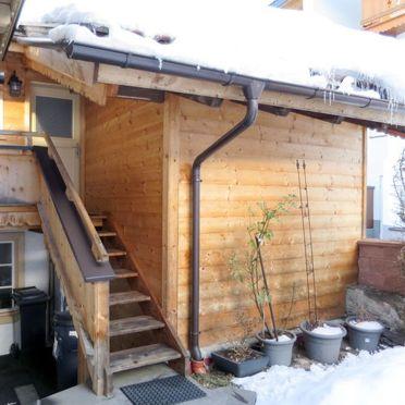 Außen Winter 9, Chalet Wegscheider im Zillertal, Mayrhofen, Zillertal, Tirol, Österreich