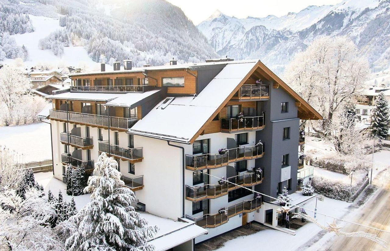 Hotel Sonnblick Kaprun im Winter