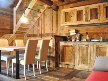 Chalet les Combes - Aostatal - Italien